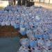 Διανομή τροφίμων στους δικαιούχους του προγράμματος TEBA